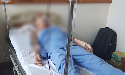 Giang hồ xông vào bệnh viện chém hai người trọng thương