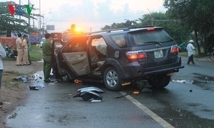 Tai nạn giao thông nghiêm trọng ở Bà Rịa-Vũng Tàu, 8 người thương vong