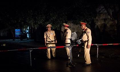 Cảnh sát ăn tại chỗ, tiếp tục vây ráp người đàn ông cố thủ