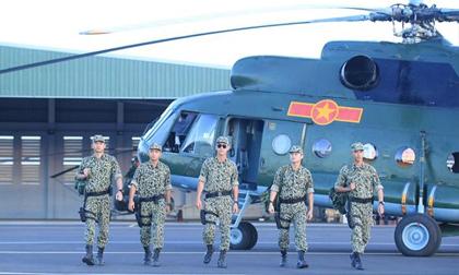 Ơn giời, Hậu Duệ Mặt Trời Việt đã chịu chi tiền cho trực thăng oách chẳng kém bản Hàn!