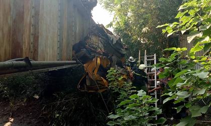 Lời kể kinh hoàng của người dân trong vụ tai nạn tàu hỏa khiến 5 người bị thương