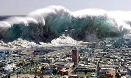 5 thảm họa sóng thần gây thương vong lớn nhất lịch sử