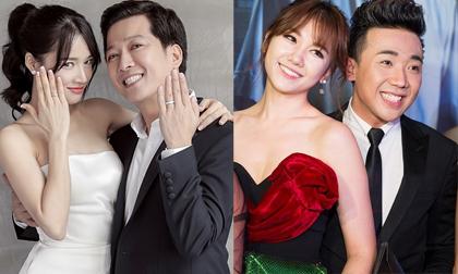 Hari Won, Trấn Thành và bài học để đời cho vợ chồng Trường Giang - Nhã Phương