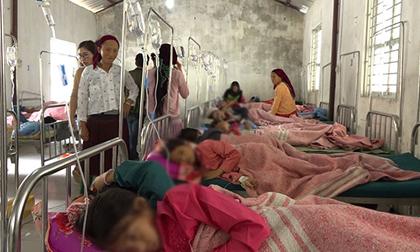 150 học sinh nghi bị ngộ độc thực phẩm