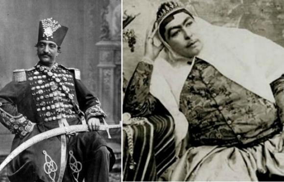 Thực hư về Công chúa ria mép xinh nhất xứ Ba Tư khiến 13 chàng trai tự tử bị vì từ chối lời yêu gây nghi vấn bao lâu nay - Ảnh 3.