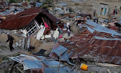 Nguyên nhân gây ra trận sóng thần ở Indonesia
