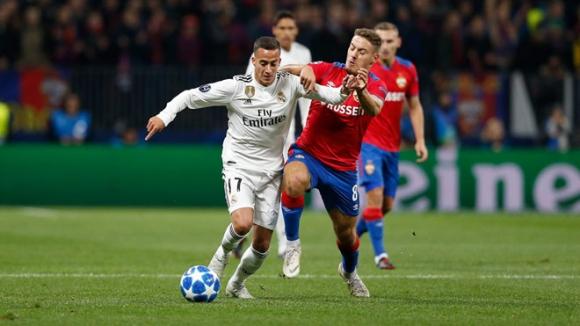 CSKA Moscow - Real Madrid: Choáng váng đòn đau giây 65 - 1