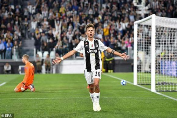 Juventus - Young Boys: Ngôi sao thay Ronaldo săn hat-trick tuyệt đỉnh - 1