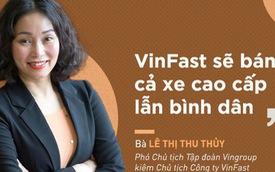 "ho so ""khung"" cua nu chu tich vinfast le thi thu thuy hinh anh 1"
