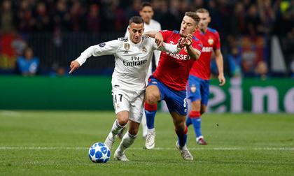 CSKA Moscow - Real Madrid: Choáng váng đòn đau giây 65