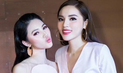 Hoa hậu hội con nhà giàu xác nhận 'nghỉ chơi' với Kỳ Duyên