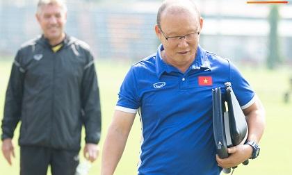 Thầy Park gom quân chiến AFF Cup: Quân bầu Đức thấp thỏm