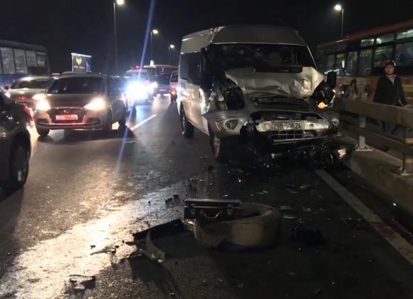 Vụ chủ xe bị tông chết trên cầu Nhật Tân xử lý thế nào? - 1