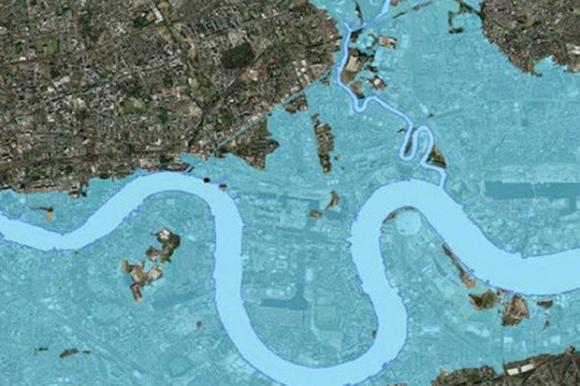 London, Bangkok có thể bị ngập chìm trong nước biển - 2