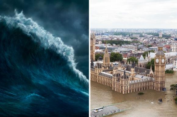 London, Bangkok có thể bị ngập chìm trong nước biển - 1