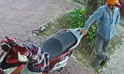 Đôi nam nữ trình báo bị cướp xe SH ở vùng ven TP.HCM