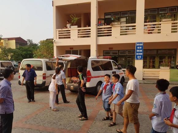Truy xuất, kiểm tra cơ sở giết mổ cung cấp thịt gà khiến 352 học sinh ở Ninh Bình ngộ độc - Ảnh 1.