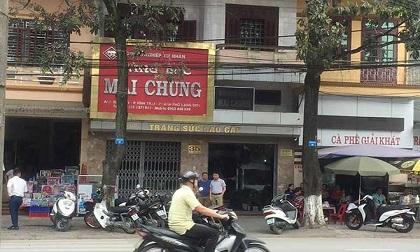 Chủ tiệm ở trung tâm Lạng Sơn báo bị trộm nhiều vàng, bạc