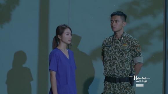 Ơn giời, cuối cùng diễn xuất của Khả Ngân trong Hậu duệ mặt trời bản Việt đã có khởi sắc  - Ảnh 3.