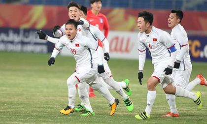 Công bố danh sách ĐT Việt Nam: Xuân Trường - Quang Hải săn cúp vàng AFF Cup