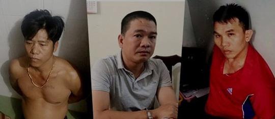 Bắt được các đối tượng cướp vàng táo tợn ở Phú Yên - 1