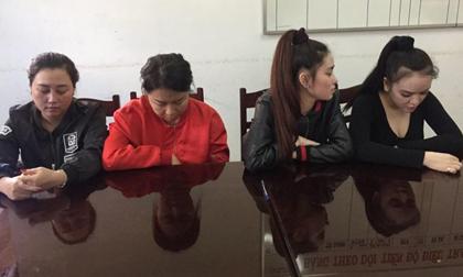 Đánh nữ nhân viên Spa bầm mặt, 4 kiều nữ bị tạm giữ