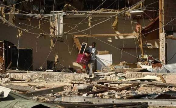 Mỹ: Bão Michael trút thiệt hại không thể tưởng tượng xuống Florida - Ảnh 2.