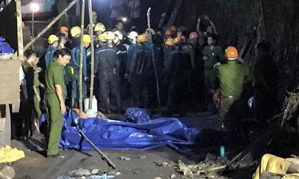 Quảng Ninh: Sập hầm lò, 3 công nhân thương vong