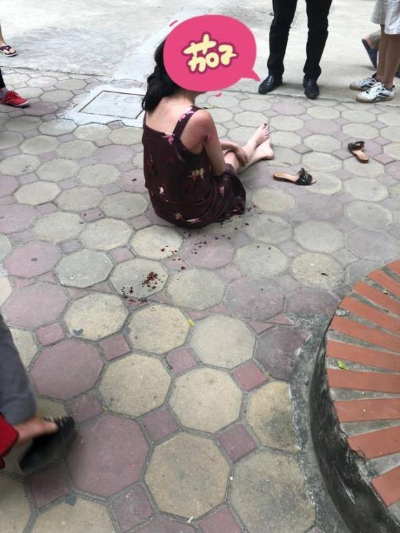 Nổ súng ở chung cư VOV, một phụ nữ bị thương - 1