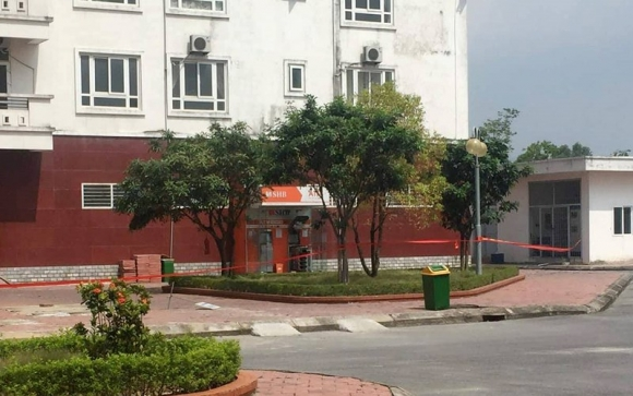 Tháo gỡ thành công 6 thỏi mìn gài tại cây ATM ở Quảng Ninh - ảnh 1