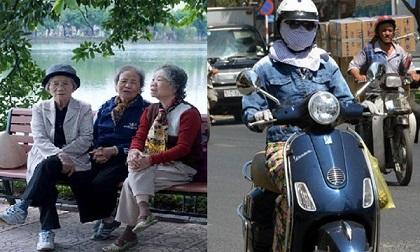 Dự báo thời tiết 13/10: Hà Nội se lạnh, Sài Gòn nắng nóng