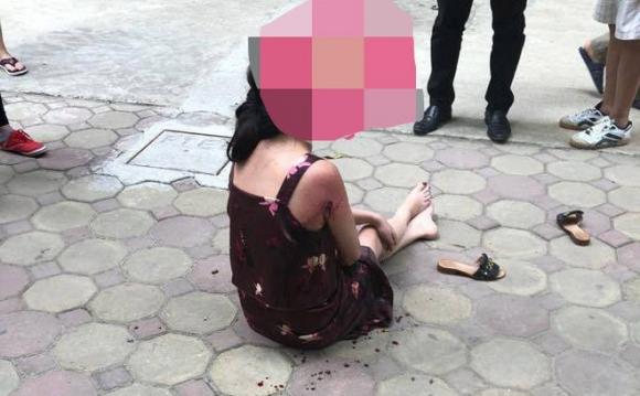 Bất ngờ về danh tính đối tượng nổ súng làm người phụ nữ bị thương ở sân chung cư