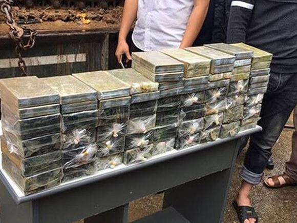Thủ đoạn tinh vi của kẻ chuyển thuê 198 bánh heroin lấy công 1 tỷ đồng