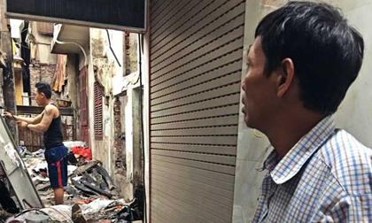 Chia sẻ mới nhất của ông Hiệp 'khùng' sau vụ cháy khu trọ gần BV Nhi Trung ương