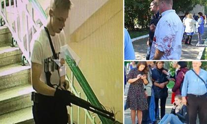 Thảm sát ở Crimea: Tay súng bắn giết bất cứ ai hắn nhìn thấy