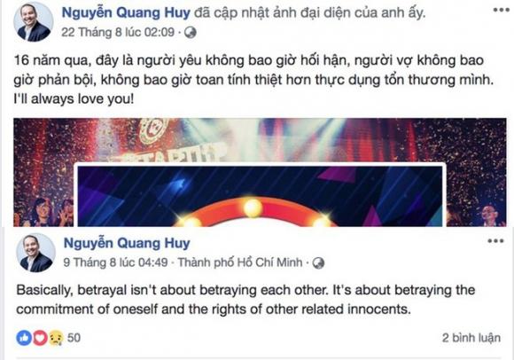 Nhìn lại hành trình 16 năm yêu - cưới và 2 năm rập rình đường ai nấy đi của Phạm Quỳnh Anh - Quang Huy - Ảnh 13.