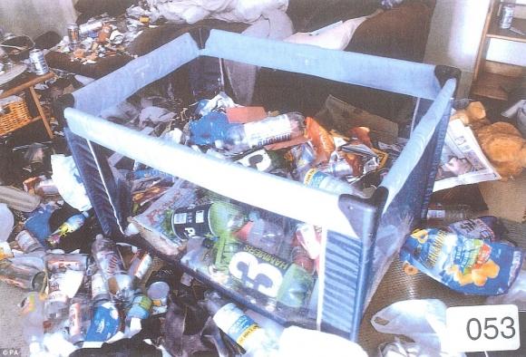 """Bé trai 15 tháng chết giữa đống rác và sự thật kinh hoàng về người mẹ """"điên"""" - 1"""