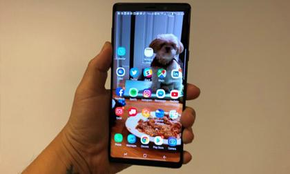 7 điều kỳ diệu chỉ có trên Galaxy Note 9, không có ở iPhone