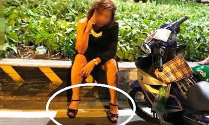 Nữ tài xế lái BMW gây tai nạn kinh hoàng: Thảm họa từ chiếc giày cao gót?