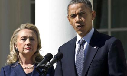 Phát hiện bom gửi tới Nhà Trắng cùng văn phòng của Clinton và Obama