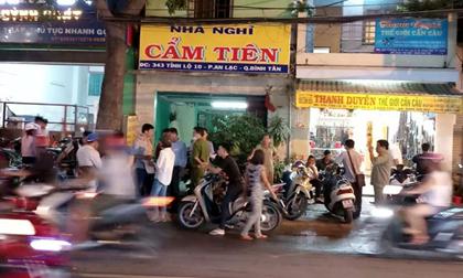 Gái bán dâm bị giết, cướp tài sản tại nhà nghỉ ở Sài Gòn
