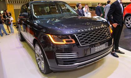 Range Rover 2018 ra mắt, giá từ 7,35 tỷ đồng