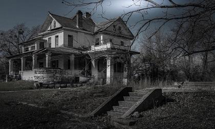 Có gì bên trong những ngôi nhà ma ám đáng sợ nhất nước Mỹ