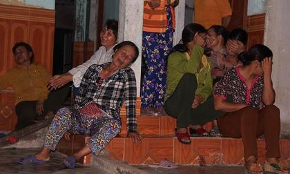 Đại tang nơi 4 người bị điện giật tử vong ở Hà Tĩnh