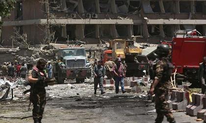 Đánh bom liều chết ở Afghanistan khiến 20 người thương vong