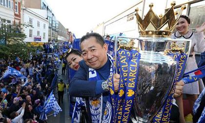 Chuyện ít về ông chủ CLB Leicester City