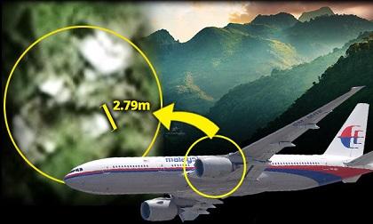 NÓNG: Đã tìm thấy động cơ MH370 trong rừng Campuchia