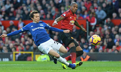 MU - Everton: Hai đòn chí tử & cuộc rượt đuổi thót tim