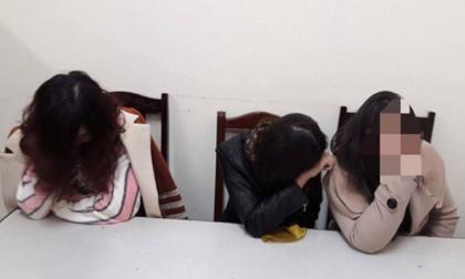 Những đường dây bán dâm gắn mác sinh viên từng bị phanh phui và triệt phá gây xôn xao dư luận