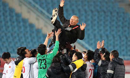 ĐT Việt Nam mơ xưng bá AFF Cup: Thầy Park thực tài hay may mắn?